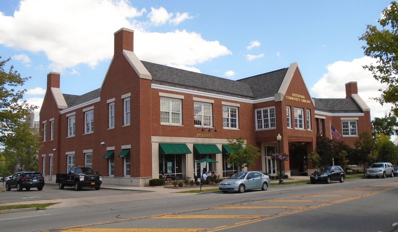 Pittsford Library